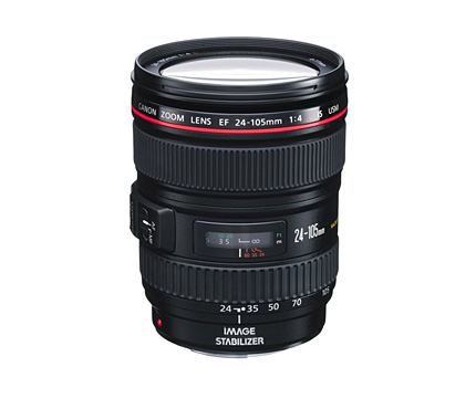 Canon Lens 24-105mm f4 L IS USM