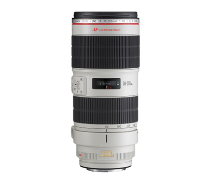 Canon Lens EF 70-200mm F2.8L IS II USM