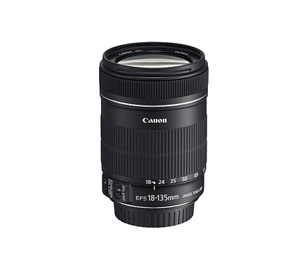 Canon Lens EF-S 18-135mm f3.5-5.6 IS USM