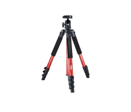 Jusino Tripod X-2640 Plus BH-36 Red