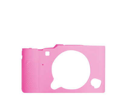 MYER Silicon Case For Fuji XA3 Pink