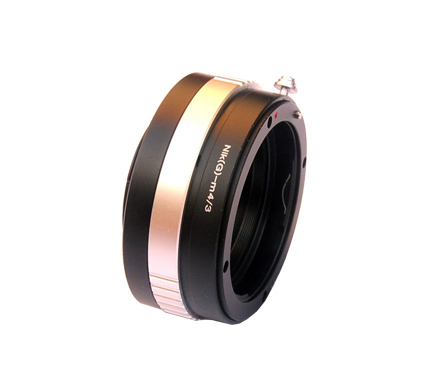 Optic Pro Lens Adapter Nikon G Lens to Micro 4/3 Body