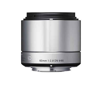 Sigma Lens 60mm F2.8 DN Silver For Sony