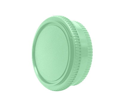 Sky Accesories Body and Cap for Canon Light Green