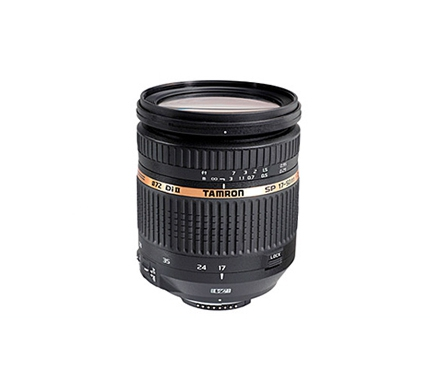 Tamron SP AF Di II VC 17-50mm f2.8 XR for Nikon