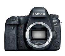 Canon EOS 6D Mark II Body Only