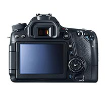 Canon EOS 70D Kit 18-135mm Built-in Wi-Fi