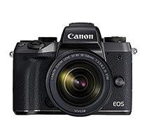 Canon EOS M5 18-150 IS STM Black