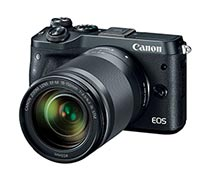 Canon EOS M6 EF-M18-150mm IS STM Black