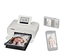 Canon Printer Selphy CP1200 White