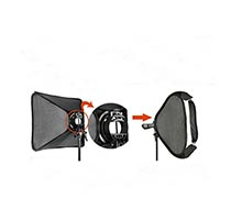 GODOX S-Type Bracket SFUV6060 (Bracket with Softbox 60x60cm)