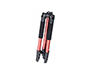 Jusino Tripod X-2340 Plus BH-36 Red