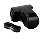 MYER Leather Case for EOS M3 Black