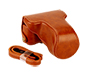 MYER Leather Case for EOS M3 Brown