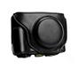 MYER Leather Case for Fuji X-70 Black