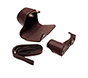 MYER Leather Case for Sony A5100/A5000 Coffee