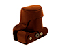 MYER Leather Case for X-T10 Brown