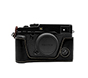 MYER PU Leather Base Case for X Pro2 Black