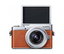 Panasonic Lumix G DC-GF9K Orange