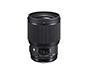 Sigma Lens 85mm F1.4 DG HSM (A) For Canon
