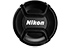 Optic Pro Lens Cap Nikon 52mm