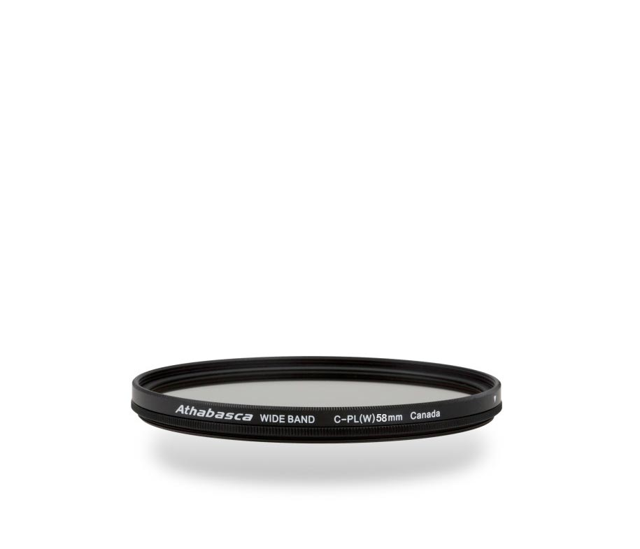 Athabasca Filter CPL(W) 58mm