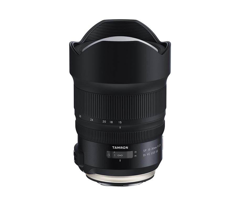 Tamron Lens SP 15-30mm F2.8 Di VC USD G2 For Canon