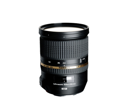 Tamron Lens SP 24-70mm F/2.8 Di VC USD for Canon