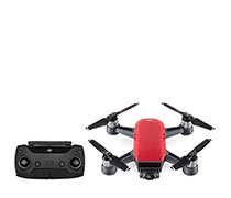DJI Spark Fly More Combo Alpine Lava Red (EU)