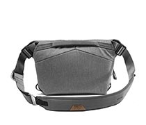 Peak Design Everyday Sling Bag 3L V2 Ash Silver