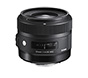 Sigma Lens 30mm F1.4 DC HSM (A) For Nikon