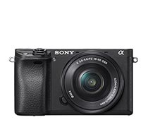 Sony Digital Camera A6300 16-50mm Black